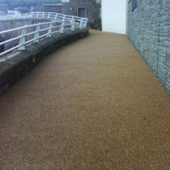 Resin bound aggregates paving screeds Newcastle