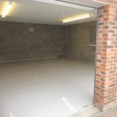 Seamless Garage Flooring North East England