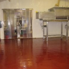 Hygienic food grade flooring Chester le Street Durham