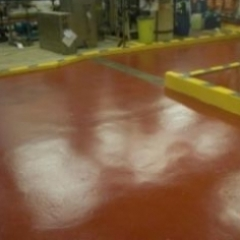 Polyurethane industrial resin floor coating North East