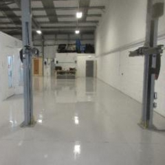 Resin Flooring Birtley North East England