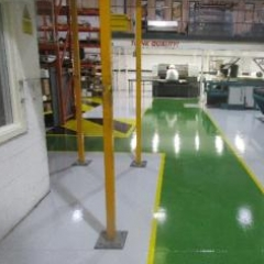 Factory Floor Painters Gateshead Tyne and Wear
