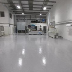 Workshop Resin Flooring North East England