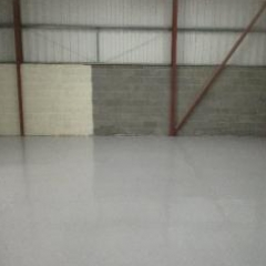 Industrial Unit Floor Painting Gateshead Tyne and Wear