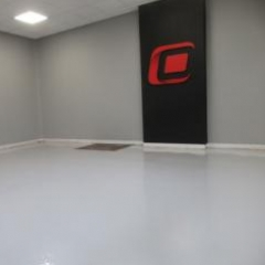 Car Sales Photo Booth Flooring North East England