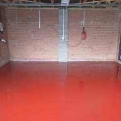 Resin Flooring Whitley Bay North East England