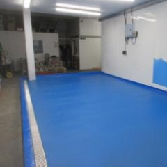 Seamless Brewery Flooring Newcastle Tyne and Wear