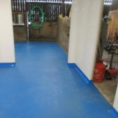 Polyurethane Floors Whitby Brewery North Yorkshire