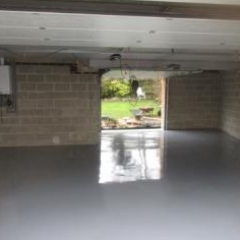 Epoxy Garage Flooring Newton Aycliffe County Durham