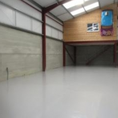 Epoxy Flooring Barnard Castle North East England