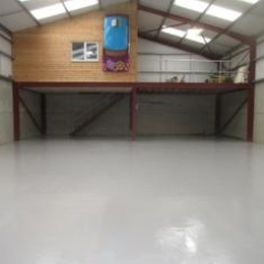 Industrial Flooring Barnard Castle North East England