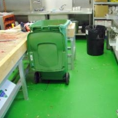 Seamless Commercial Kitchen Flooring North East England