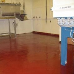 Industrial resin flooring Chester le Street Durham