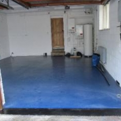 Industrial resin flooring West Yorkshire