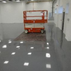 Industrial Clean Room Flooring North East England