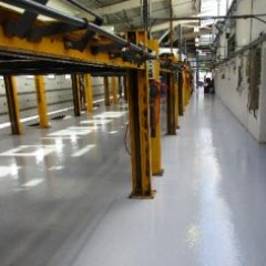 Epoxy Garage Floor Coatings North East England