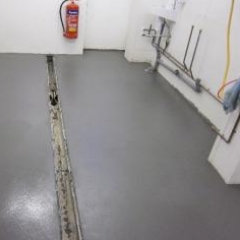 Commercial Kitchen Resin Flooring North East England