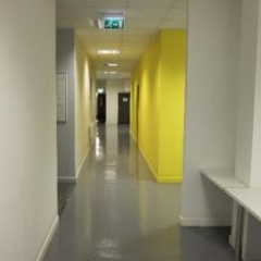Decorative resin flooring Newcastle North East England