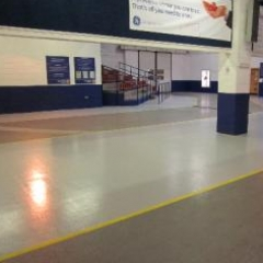 Anti slip polyurethane floor coatings sealer North East