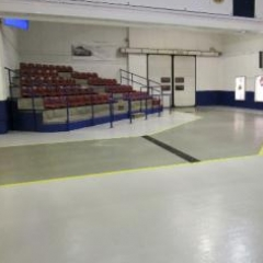 Industrial anti slip flooring system North East England