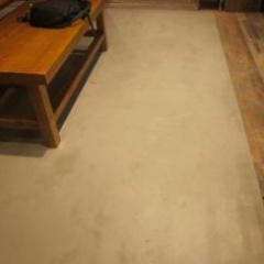Microscreed flooring North East of England