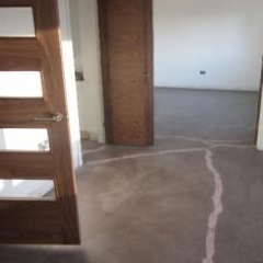 Microscreed decorative concrete flooring Aberdeen