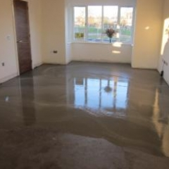 Microscreed floors Scotland