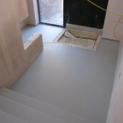 Seamless Polyurethane flooring Newcastle Upon Tyne