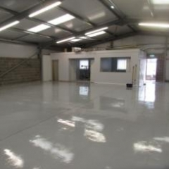 Industrial Resin Flooring Stokesley North East England
