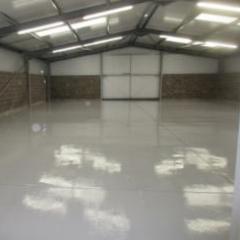Industrial Epoxy Floor Coatings North East England