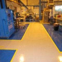 Industrial Epoxy Flooring Newcastle Tyne and Wear