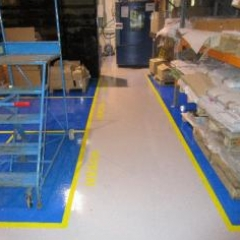 Industrial Concrete Floor Coatings Newcastle Upon Tyne
