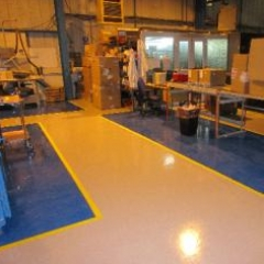 Industrial Flooring Newcastle Tyne and Wear