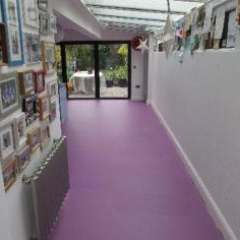 Poured Resin Flooring Forest Gate Newham London