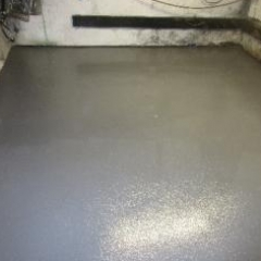 Polyurethane Resin Floor Screed North East England