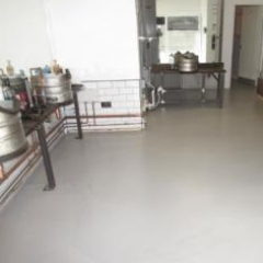 Pigmented Floor Screeds Newcastle North East England