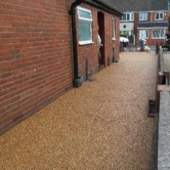 Domestic resin driveways Northumberland resin flooring