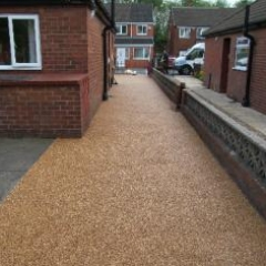 Resin bound surfacing Gateshead Tyne and Wear