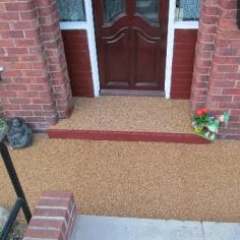 resin bound surfacing in Fulwell Sunderland