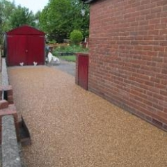 Resin bound gravel Gateshead