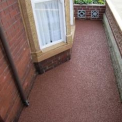 Exterior Resin Flooring Newcastle Upon Tyne