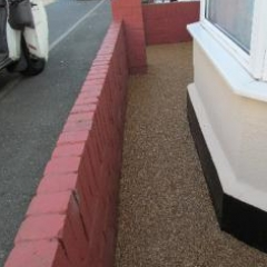 Resin bound surfacing Washington Tyne and Wear