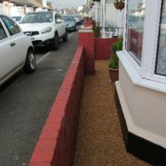 Decorative Resin Bonded Paving Sunderland Tyne and Wear