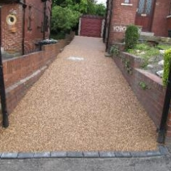Resin driveways Leeds West Yorkshire