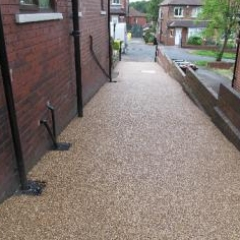 Resin driveways North Shields resin drives domestic