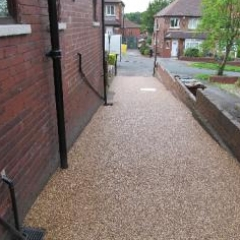 Resin drives North Tyneside domestic resin driveways