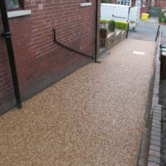 Resin Bound Surfacing Killingworth North Tyneside
