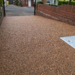Resin Bound Aggregate Driveways Whitley Bay Tyne Wear