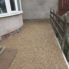 Resin Bound Patio Surfacing Darlington County Durham