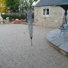 Resin bound paving Tynemouth resin bound aggregates